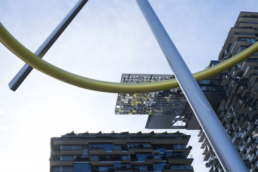 Wind Sculpture Central Park