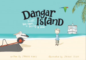 Danger Island - a children's picture book