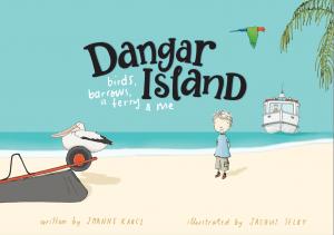 Danger Island - a children's picture book