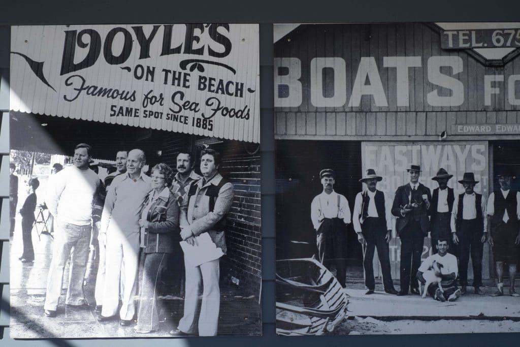 Doyles at Watson's Bay