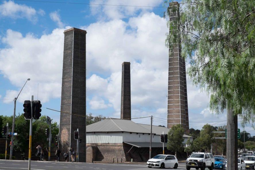 St Peters Brick Works