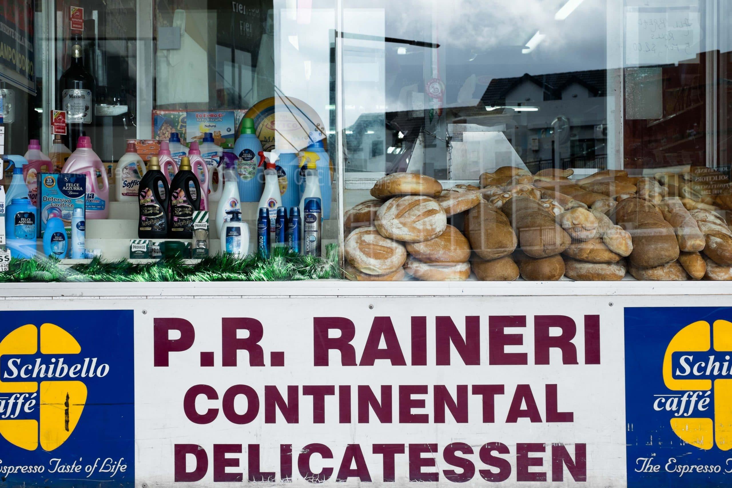 P.R. Raineri Continenal Delicatessen