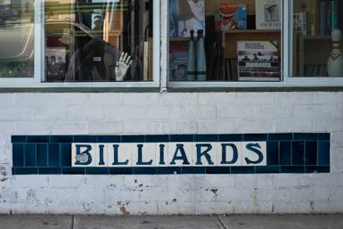 Little shopfront in Addison Road