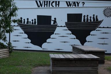 Addison Road Centre Art Work