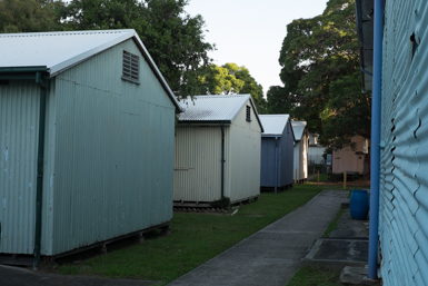 Historic Army Barracks Buildings