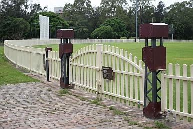 Alan Davidson Oval , Sydney Park