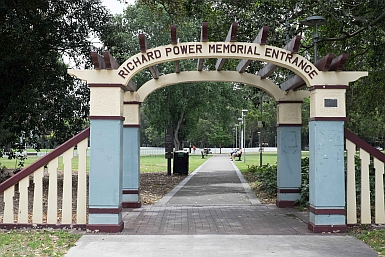 Alexandria Park Heritage Gate