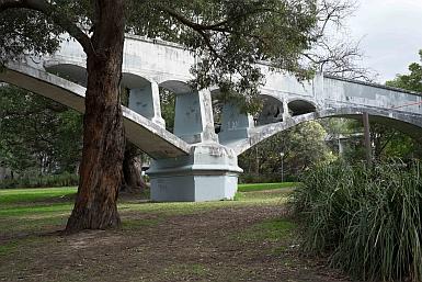 Whites Creek Sewer Aqueduct