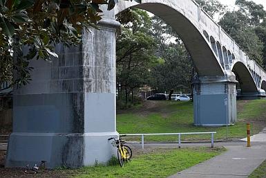 Johnston Creek Sewer Aqueduct