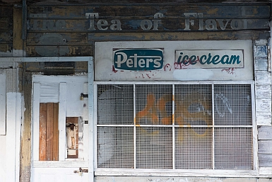 Bushells Tea Ghost Sign
