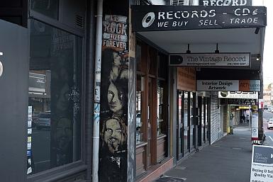 Records on Parramatta Road
