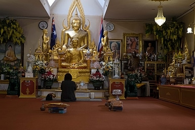 Thai Buddhist Temple Annandale