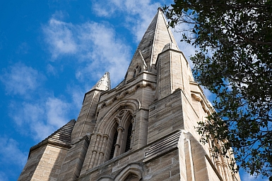 Hunter Baillie Church