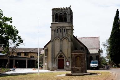 St John's church Ashfield