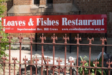 Loaves and Fishes Restaurant of the Exodus Foundation
