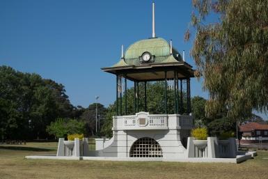 Yeo Park Rotunda