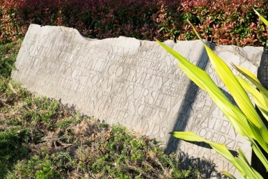 "Ashfield's ""Rosetta Stone"""