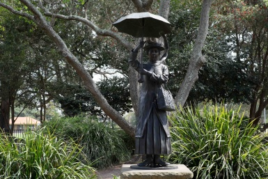 Mary Poppins in Ashfield Park