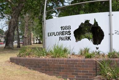 Explorers Park in Ashfield