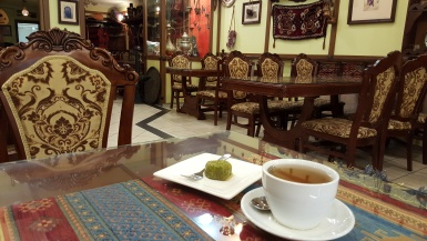 Turkish Tea shop in Auburn