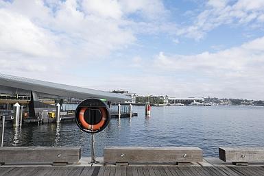 Barangaroo Ferry Wharf