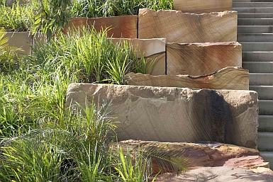 Barangaroo Reserve Steps
