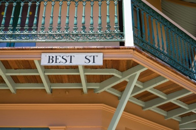 Best Street Woolloomooloo