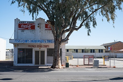 Fish and Chips in Walgett