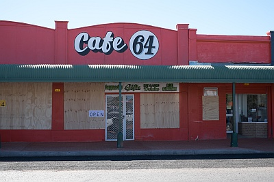 Cafe 64 All abilities cafe in Walgett