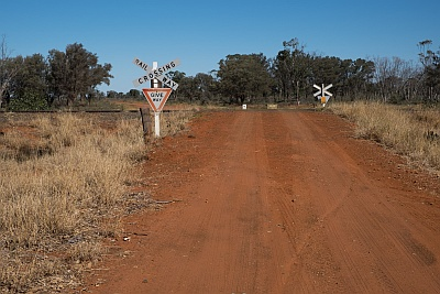 Australian Outback Driving