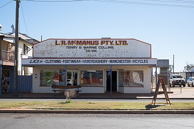 Old Stores of Quilpie