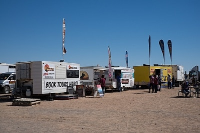 Avoid the Queues in Birdsville for the Big Red Bash