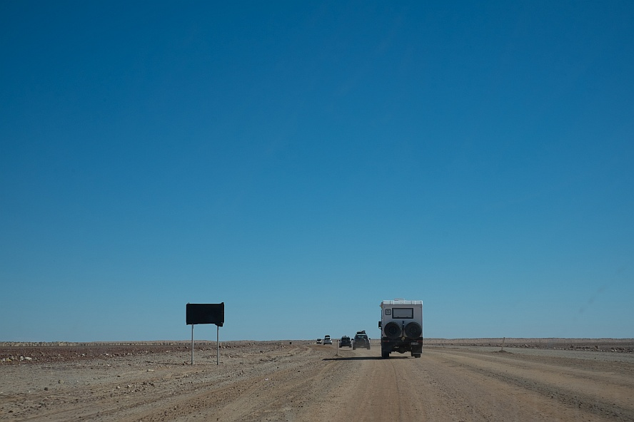 Road to Birdsville