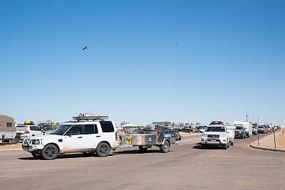Birdsville fills up after the Big Red Bash
