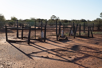 Cemery or Cemetery in Toompine