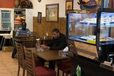 Ethiopian Cuisine in Blacktown