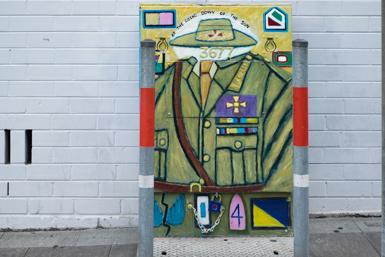 ANZAC Street Art