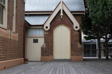 Historic Blacktown Public School