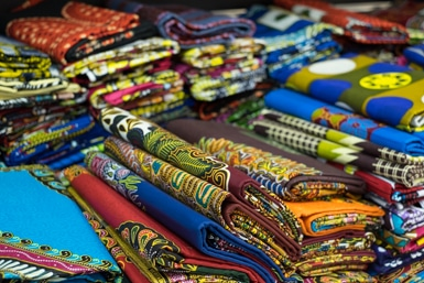 African Print Fabric for sale