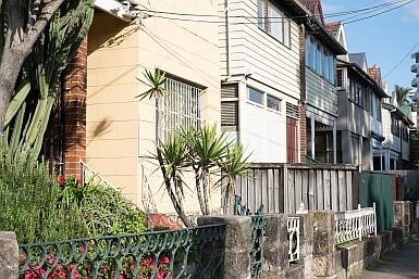 Terraces in Bondi Road