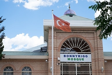 Bonnyrigg Turkish Mosque
