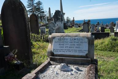 Henry Lawson's Grave