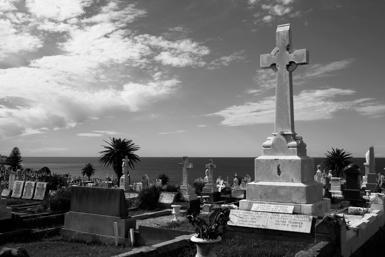 Victor Trumper rests in Waverley Cemetery
