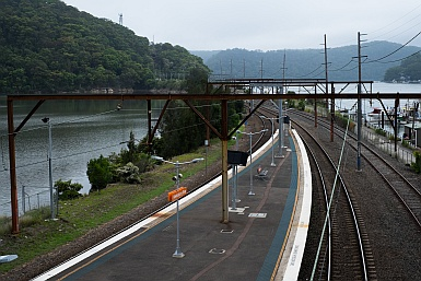 Hawkesbury River Station