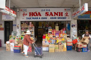Exotic Groceries