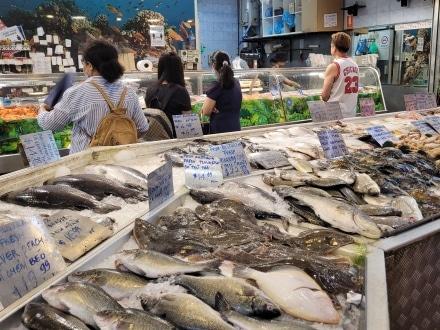 Fish Market in No 1 Cabramatta