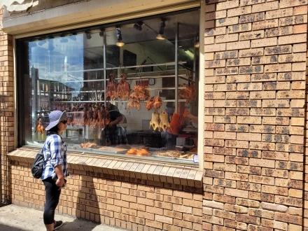 BBQ Duck and BBQ Pork in Cabramatta