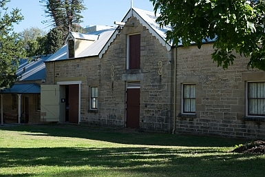 Stables of Glenalvon House