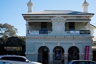 Old Post Office Campbelltown