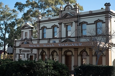 Town Hall Theatre Campbelltown